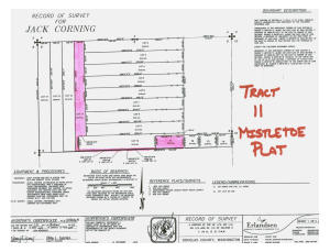 Tract 13 plat map