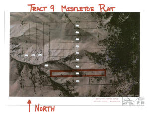 Tract 9 Aerial Map Photo