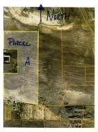 Parcel A Aerial Map