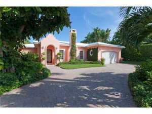 207  Mediterranean  Road Palm Beach FL 33480 House for sale
