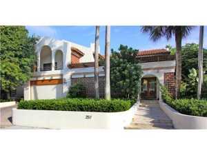 257  Atlantic  Avenue Palm Beach FL 33480 House for sale