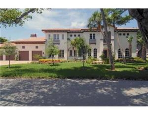 1099 BANYAN Road Boca Raton FL 33432 House for sale