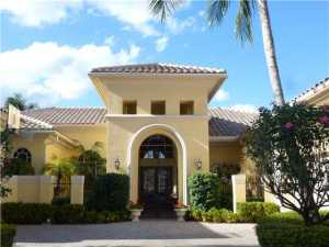 7307  FLORANADA  Way Delray Beach FL 33446 House for sale