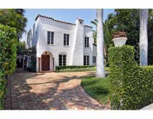 315  Seaspray  Avenue Palm Beach FL 33480 House for sale