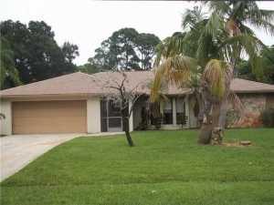 1051 SE Floresta Drive Port Saint Lucie FL 34983 House for sale