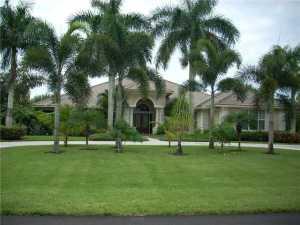 15870  Lindbergh  Lane Wellington FL 33414 House for sale