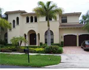 22181  Trillium Boca Raton FL 33433 House for sale