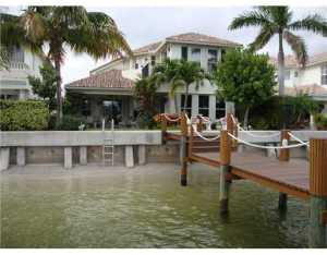 706  Sandy Point  Lane North Palm Beach FL 33410 House for sale