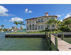 2775  Lake  Drive Singer Island FL 33404 House for sale