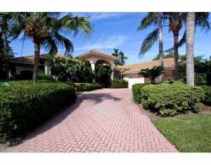 3300 W Monet  Drive Palm Beach Gardens FL 33410 House for sale
