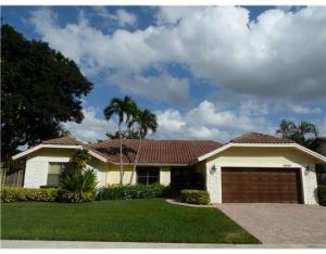 22218 Alyssum Way Boca Raton FL 33433 House for sale