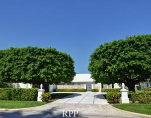 505 E Alexander Palm  Road Boca Raton FL 33432 House for sale