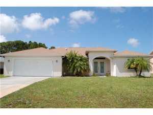 2441 SE Rival Avenue Port Saint Lucie FL 34952 House for sale