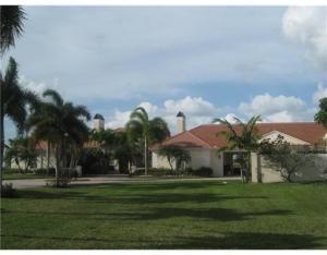 15725  Estancia Wellington FL 33414 House for sale