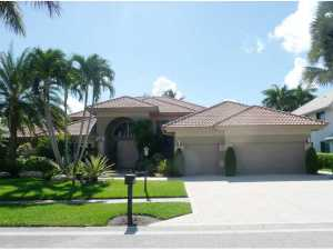 6963  Queenferry  Circle Boca Raton FL 33496 House for sale