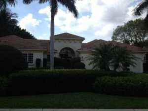 2881  Winding Oak  Lane Wellington FL 33414 House for sale