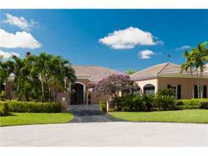 2376  Golf Brook  Drive Wellington FL 33414 House for sale