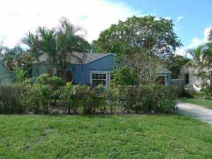 830 Hampton Road West Palm Beach FL 33405 House for sale