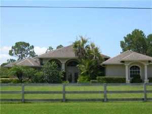 14662  Temple  Boulevard Loxahatchee FL 33470 House for sale