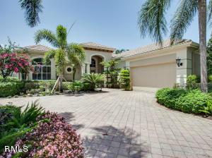 110 Vintageisle Lane Palm Beach Gardens FL 33418 House for sale
