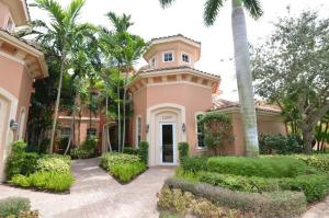 11554 Villa Vasari Drive Palm Beach Gardens FL 33418 House for sale
