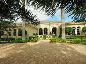 11743  Belladonna  Court Palm Beach Gardens FL 33418 House for sale