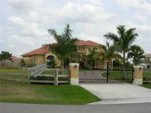 1634  Trotter  Court Wellington FL 33414 House for sale
