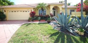 9416  Cascade  Court Boynton Beach FL 33437 House for sale