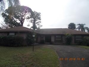 952 SE Walters  Terrace Port Saint Lucie FL 34983 House for sale