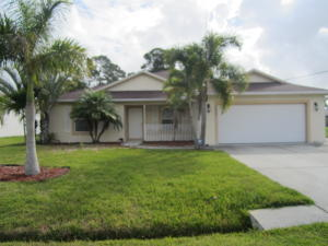 1773 SW Cycle  Street Port Saint Lucie FL 34953 House for sale