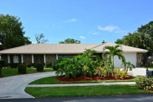 3108  Lakeview  Boulevard Delray Beach FL 33445 House for sale