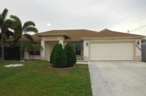 3334 SW Escarole  Street Port Saint Lucie FL 34953 House for sale