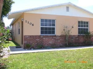 1106  Neoga  Street Jupiter FL 33458 House for sale