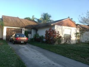 5698  Wingham  Way Lake Worth FL 33463 House for sale