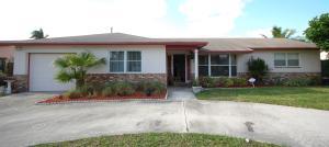 3585  Barkis  Avenue Boynton Beach FL 33436 House for sale