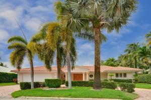 379 S Maya Palm  Drive Boca Raton FL 33432 House for sale