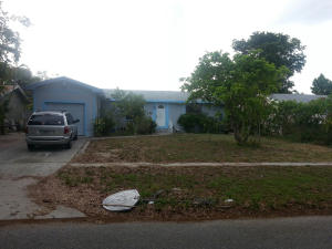 7317 Thatcher Avenue Lake Worth FL 33462 House for sale