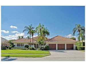 17771  Foxborough  Lane Boca Raton FL 33496 House for sale