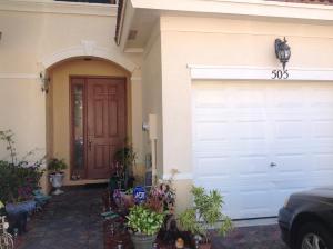 505  Seminole Palms  Drive Greenacres FL 33463 House for sale