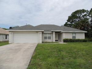 3956 SW Wycoff  Street Port Saint Lucie FL 34953 House for sale