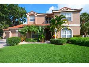 10238  Allamanda  Circle Palm Beach Gardens FL 33410 House for sale