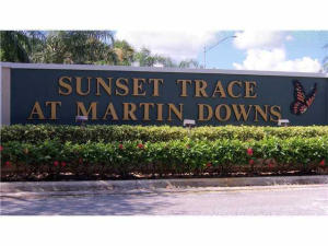 3719 SW Sunset Trace  Circle Palm City FL 34990 House for sale