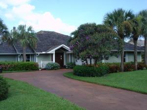18779 SE River Ridge  Road Tequesta FL 33469 House for sale