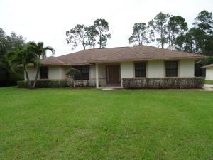 16727 N 77th N Lane Loxahatchee FL 33470 House for sale