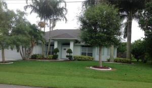 1766 SE North Buttonwood  Drive Port Saint Lucie FL 34952 House for sale