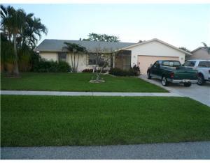 6140 Silver Oak Drive Lake Worth FL 33467 House for sale