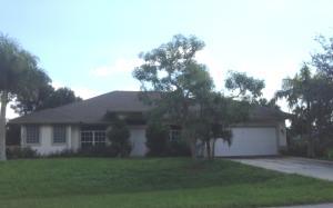 1937 SW Sunglow  Street Port Saint Lucie FL 34953 House for sale