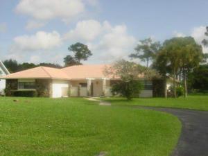 11132  Whispering Pines  Lane Boca Raton FL 33428 House for sale
