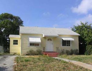 721  57th  Street West Palm Beach FL 33407 House for sale