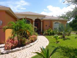 434 SW Saginaw  Avenue Port Saint Lucie FL 34953 House for sale